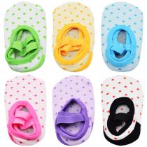Non-Slip Baby Girl Socks (Ballet Style)