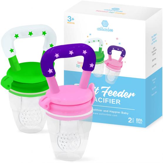 Baby Fruit Feeder Pacifier (2 Pack)