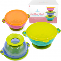 Baby Bowls with Suction