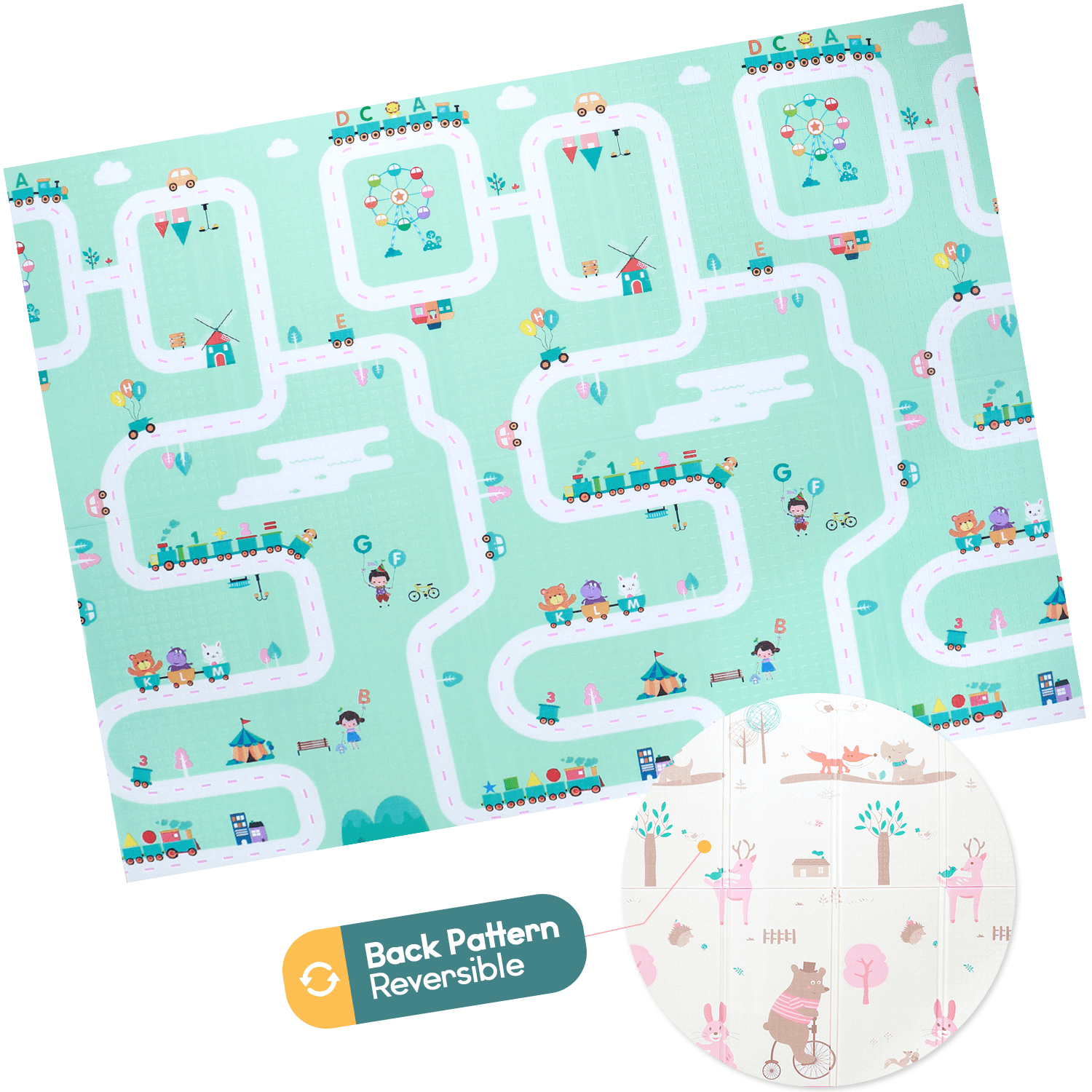 Baby Foam Play Mat Ashtonbee