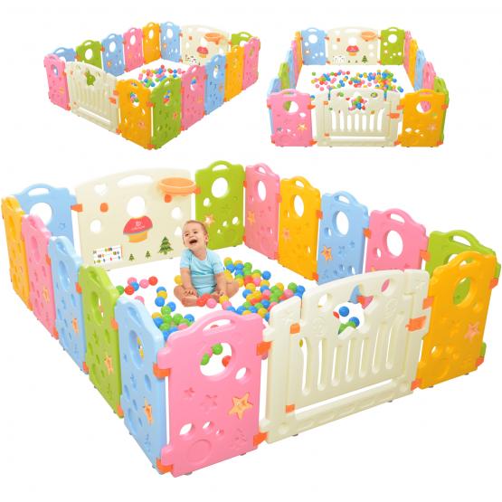 Playpen Activity Center for Kids