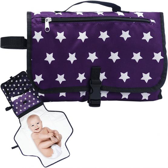 Portable Diaper Changing Pad / Travel Bag
