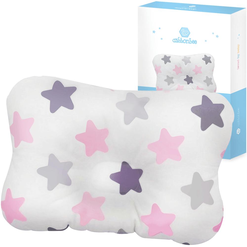 Baby Head Pillow Star Design Ashtonbee