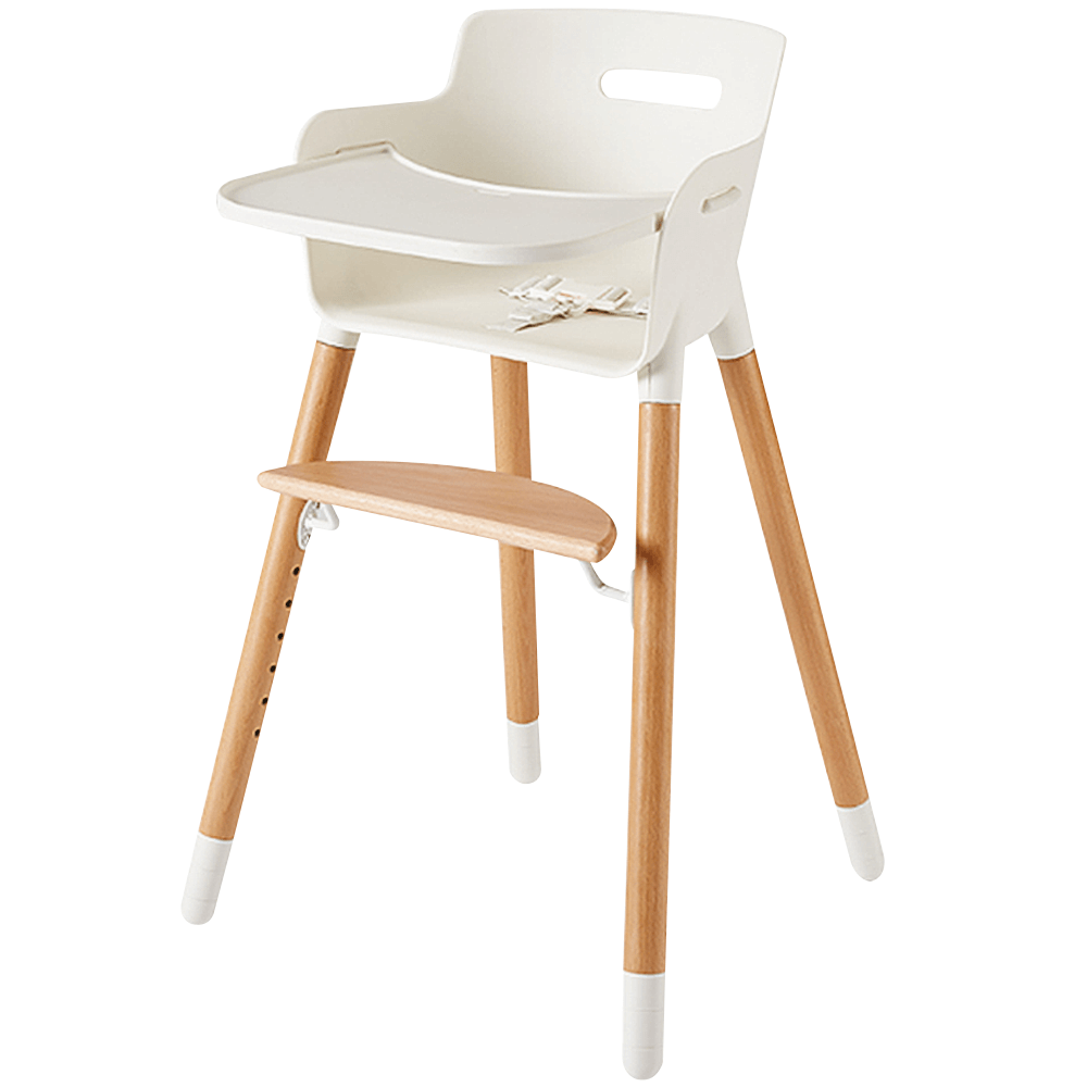 Wooden High Chair For Babies And Toddlers Ashtonbee