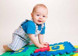 baby foam play mat