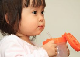 best straw cup for baby