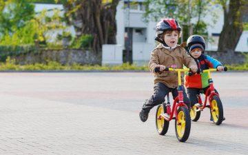 Balance bike toddler